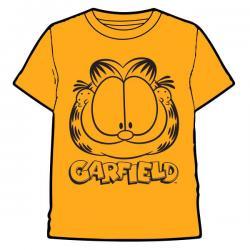 Camiseta Garfield adulto - Imagen 1