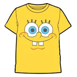 Camiseta Bob Esponja infantil - Imagen 1