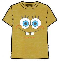 Camiseta Bob Esponja adulto - Imagen 1