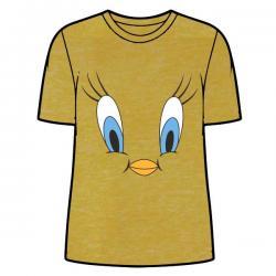 Camiseta Piolin Tweety Looney Tunes adulto mujer - Imagen 1