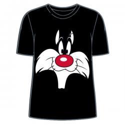 Camiseta Silvestre Looney Tunes adulto mujer - Imagen 1