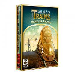 Juego Juego de Trenes Game of Trains - Imagen 1
