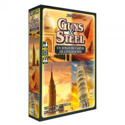 Juego Guns & Steel - Imagen 1
