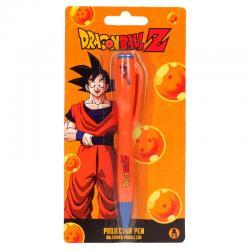 Boligrafo proyector luz Goku Dragon Ball - Imagen 1