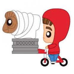 Figura Pokis Elliot E.T. - Imagen 1