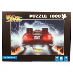 Puzzle Delorean Out a Time Regreso al Futuro 1000pzs - Imagen 1