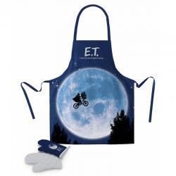 Delantal con guantes E.T. - Imagen 1