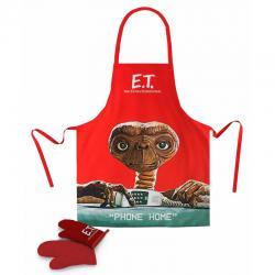 Delantal con guantes E.T. Phone Home - Imagen 1
