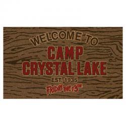 Felpudo Welcome to Camp Crystal Lake Viernes 13 - Imagen 1