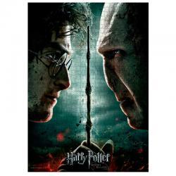 Puzzle Harry vs Voldemort Harry Potter 1000pcs - Imagen 1
