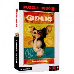 Puzzle There Are Three Rules Gremlins 1000pzs - Imagen 1