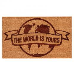 Felpudo The World is Yours Scarface - Imagen 1
