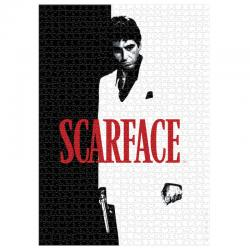 Puzzle Poster The World is Yours Scarface 1000pzs - Imagen 1