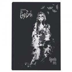 Agenda 2021 Emily La Novia Cadaver - Imagen 1