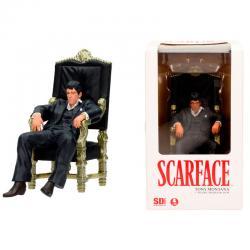 Figura Tony Montana Scarface 18cm - Imagen 1