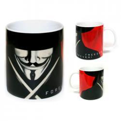 Taza Freedom V de Vendetta - Imagen 1