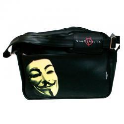 Bandolera mascara V de Vendetta - Imagen 1