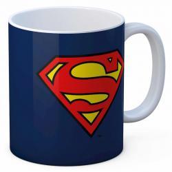 Taza logo Superman DC Comics - Imagen 1