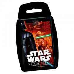 Juego cartas Star Wars classic Top Trumps - Imagen 1