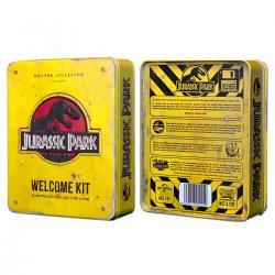 Replica caja metal Jurassic Park Welcome Kit Standard - Imagen 1