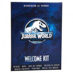 Kit Bienvenida Jurassic World - Imagen 1