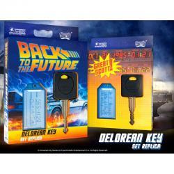 Replica llave Delorean Regreso al Futuro - Imagen 1