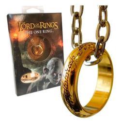 Colgante The One Ring El Señor de los Anillos - Imagen 1