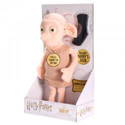 Peluche interactivo Dobby Harry Potter 32cm - Imagen 1