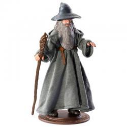 Figura Maleable Bendyfigs Gandalf El Señor de los Anillos 19cm - Imagen 1