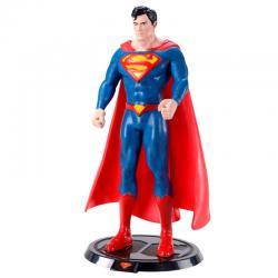 Figura Maleable Bendyfigs Superman DC Comics 19cm - Imagen 1