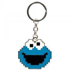 Llavero Cookie Monster Barrio Sesamo - Imagen 1