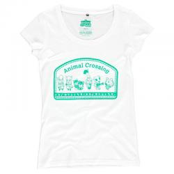 Camiseta mujer Animal Crossing Nintendo - Imagen 1