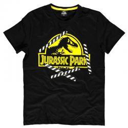 Camiseta Logo Jurassic Park - Imagen 1