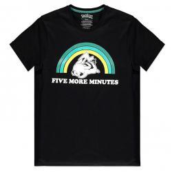 Camiseta Pikachu Minutes Pokemon - Imagen 1
