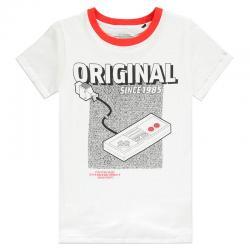 Camiseta mujer NES Nintendo - Imagen 1