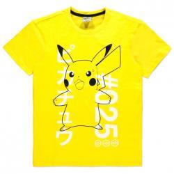 Camiseta Shocked Pika Pokemon - Imagen 1