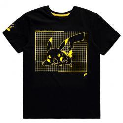 Camiseta Attacking Pika Pokemon - Imagen 1