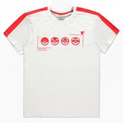 Camiseta Pokemon Trainer Pokemon - Imagen 1