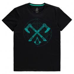Camiseta Axes Assassins Creed Valhalla - Imagen 1