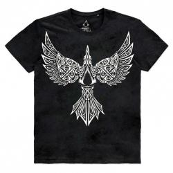 Camiseta Raven Assassins Creed Valhalla - Imagen 1