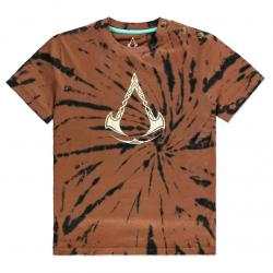 Camiseta Tie Dye Printed Assassins Creed Valhalla - Imagen 1