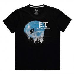 Camiseta The Moon E.T. Universal - Imagen 1