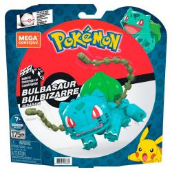 Set Construccion Mega Contrux Bulbasaur Pokemon 211pzs - Imagen 1
