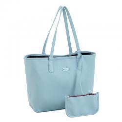 Bolso billetera Moos Capsula Blue - Imagen 1