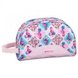 Neceser Moos Flamingo Pink adaptable - Imagen 1