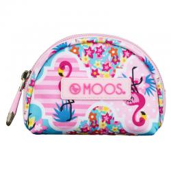 Monedero Moos Flamingo Pink - Imagen 1