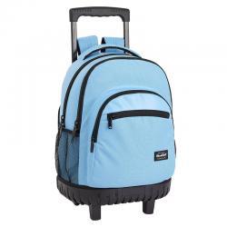 Trolley Blackfit8 Blue compacto 45cm - Imagen 1