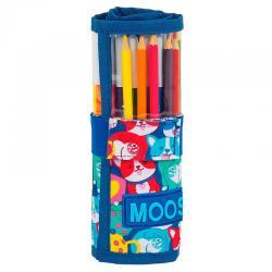 Plumier Moos Corgi enrollable 27pzs - Imagen 1