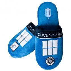 Pantuflas Tardis Doctor Who hombre - Imagen 1