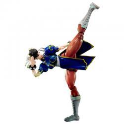 Figura articulada Chun-Li Street Fighter V 15cm - Imagen 1